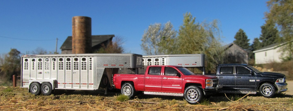 1 64 scale custom trucks and trailers image collections