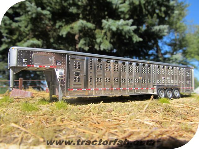 1 64 36 Wilson Foreman Assembled Tractorfab Com