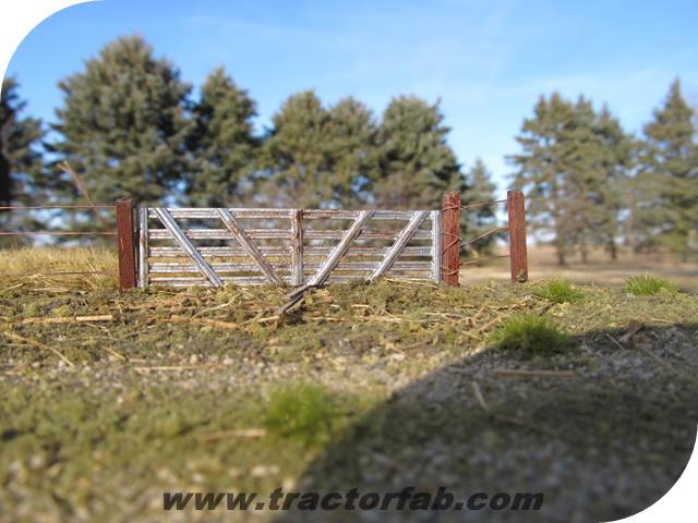 Fencing & Freestalls   TractorFab com